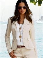 2010 Yazlık Ceket Modelleri