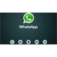 Whatsapp Artık İos'ta Ücretsiz