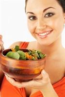 Berrin Yiğit Enerjiyi Yükselten Salata