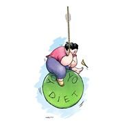 Zayıflama Günlüğü: Geri Gelen Kilolar