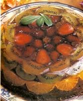 Meyveli Pasta(bebe Bisküvili)