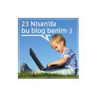 23 Nisan'da Bloglar Çocukların Projesi