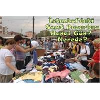 Bayram Gelirken İstanbulda En İyi Semt Pazarları