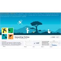 Geocaching Etkinliği - Haziran 2013
