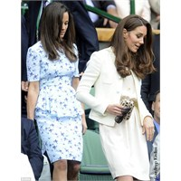 Middleton'lar Wimbledon'da