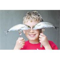 Balık Çocukları Daha Mı Zeki Yapıyor?
