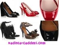 2010 Bayan Topuklu Ayakkabı Modelleri