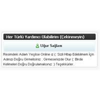 Sitenize Online Destek (Mesenger) Ekleyin