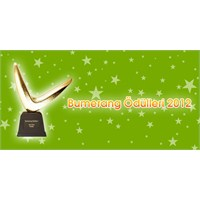 """Bumerang Ödüllerin'de """"En Çalışkan Blog"""" Adayıyız!"""