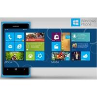 Windows Phone 8 İçin İlk Güncelleme Geliyor!