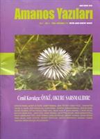 Amanos Yazıları Dergisi