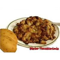 Etli Patates Ezmesi
