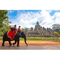 Dünyanın Gizemli Yapıları: Angkor Vat