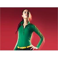 2010 – 2011 Lacoste sportswear bayan koleksiyonu