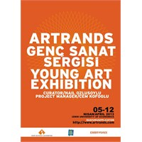 Ücretsiz Artrands Genç Sanat Sergisi