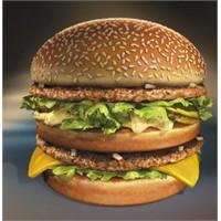 Hamburger Çok Güzel Görünüyor Değil Mi?