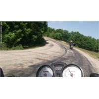 Motosiklet İle Bulgaristan Sınırı