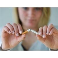 10 Adımda Sigarayı Bırakın