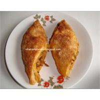 Tavuklu- Patatesli Börek