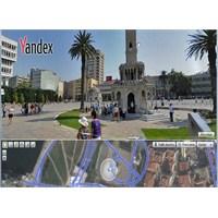 Yandex İle Yola Çıkmak...