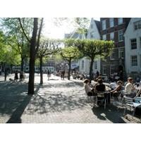 Amsterdam'ın Sakin Yüzü - Spui