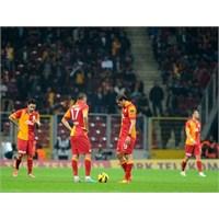 Galatasaray:1-1: Gaziantepspor