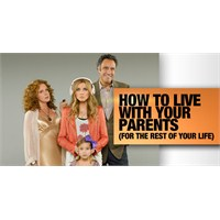 "Abc'nin Komedisi ""How To Live With Your Parents"""