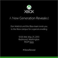 Yeni Nesil Xbox Mayıs Ayında Tanıtılacak