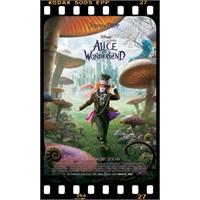 Alice İn Wonderland: Burton'un 3. Boyutla İmtihanı