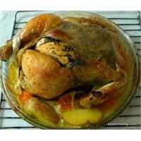 Fırında Tavuk -2