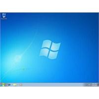 Windows 7 Starterda Masaüstü Arka Planı Değiştirme