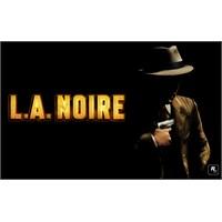 Dedektiflik Üzerine Bir Oyun:l.A Noire
