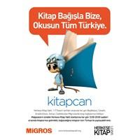 Kitap Bağışla Bize, Okusun Tüm Türkiye