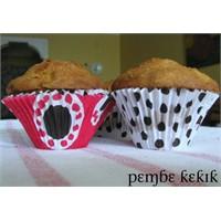 Havuçlu Cup Cake