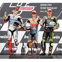 Dani Pedrosa'dan Harikaötesi Bir Final – Moto Gp