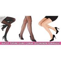 Vücut Tipine Göre Çorap Seçmenin Formülü!