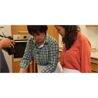 Fazlıkızı Mutfağım Çekimlerinde (2)