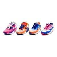 Neon Modası Nike Air Max'lerde