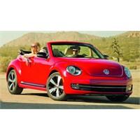 2013 Volkswagen Beetle Convertible Duyuruldu