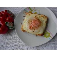 Yumurtalı Ekmek Fırında