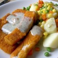 Nefis Balık Kroket