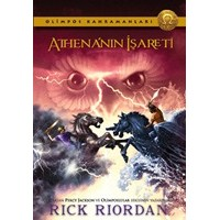 Athena'nın İşareti - Rick Riordan | Kitap Yorumu