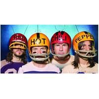Geliyorlar ! Red Hot Chili Peppers Konseri