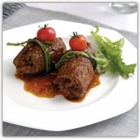 Sebzeli Biftek Sarması