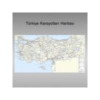 Türkiye Karayolları Haritası İphone Uygulaması