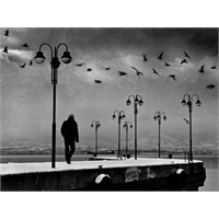 Soğuk Bir İstanbul Akşamıydı