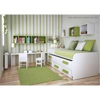 Küçük Genç Odası Dekorasyonu Ve Örnekler
