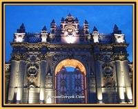 Dolmabahçe Sarayı nin Tarihi Gelişimi