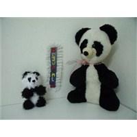 Panda , Aile Büyüğü İle Geldi