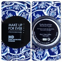 Make Up For Ever Hd Pudra: Yenilenen Ambalajı İle!